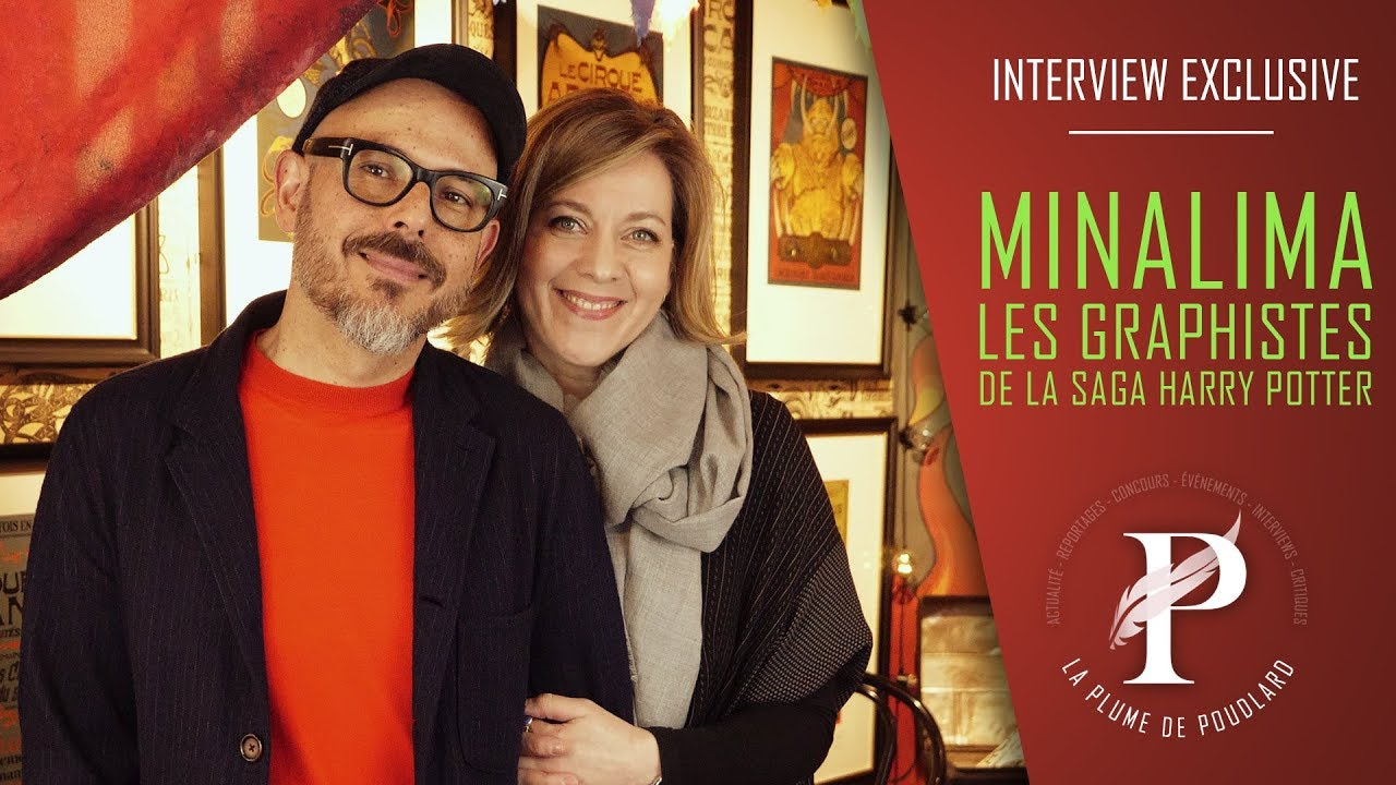 Interview exclusive : MinaLima