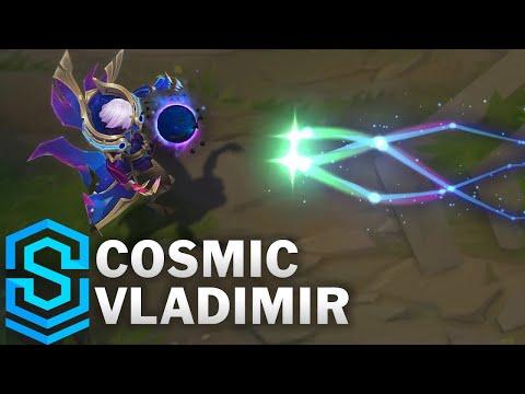 Cosmic Vladimir Skin Spotlight - Pre-Release - League of Legends
