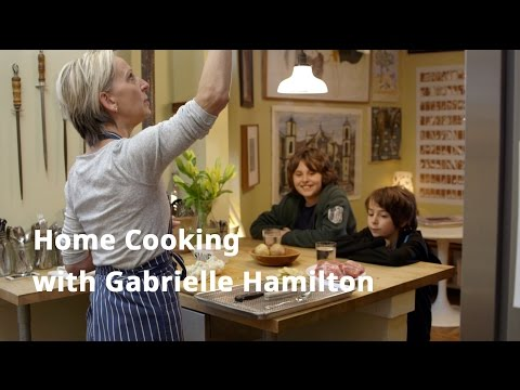 Gabrielle Hamilton Cooks for Her Kids