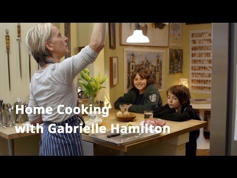 Gabrielle Hamilton Cooks for Her Kids