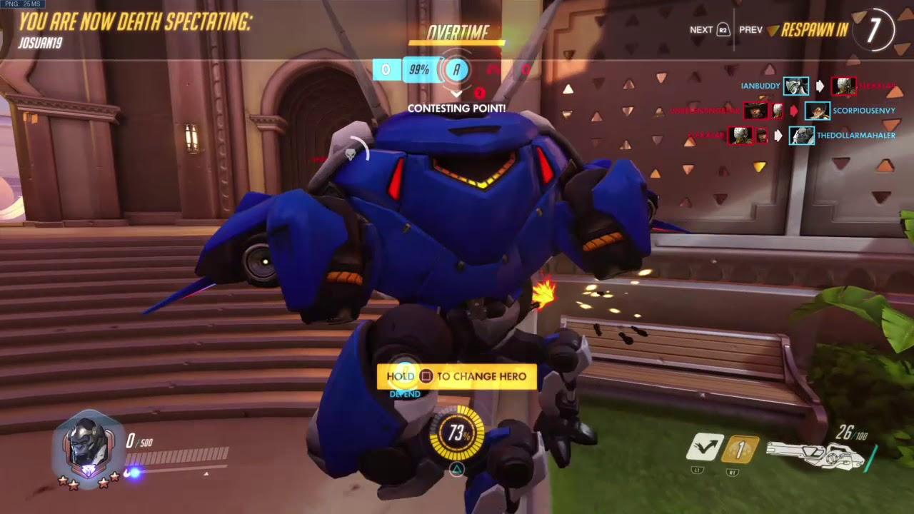 Ranked matchmaking overwatch