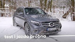 Mercedes-Benz GLC 350e (hybryda plug-in) - test i jazda próbna [4K]