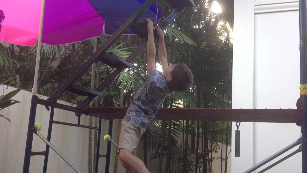 backyard ninja warrior course phuket youtube