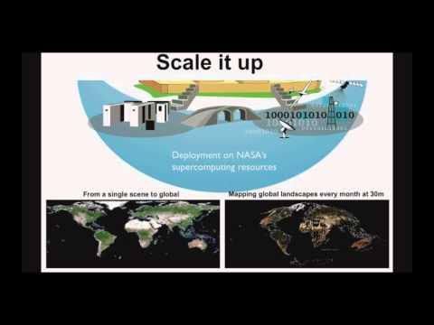 NASA Earth Exchange (NEX): Big Data Challenges, High-Performance Computing, and ML Innovations