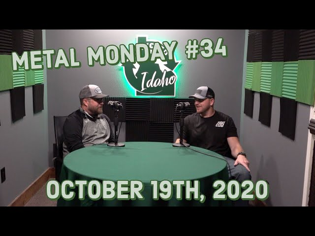 Metal Monday #34 with Nick and Brett