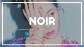 SUNMI - '누아르 (NOIR)' Easy Lyrics (SUB INDO)
