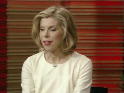 Christine Baranski ~ Live with Regis and Kelly (1-29-2010)