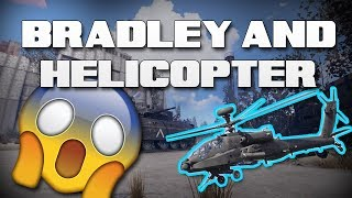 Video BRADLEY AND HELICOPTER VS ME! (OMG!) - Rust Solo Survival Gameplay EP 1 download MP3, 3GP, MP4, WEBM, AVI, FLV Desember 2017