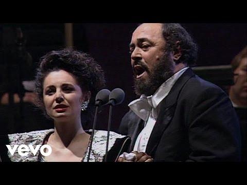 Luciano Pavarotti, Royal Philharmonic Orchestra, Maurizio Benini -