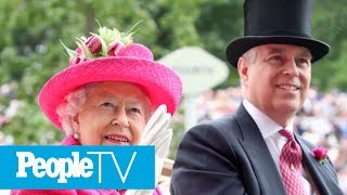 Prince Andrew Went With Jeffrey Epstein Interview Despite Caution From Ex-wife & Daughter | Peopletv