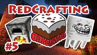 CakeLand - #5 - Гаст делает триплкилл!