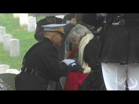 Interment Ceremony for John Glenn