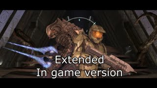 Halo 3: One Final Effort OST extended game version