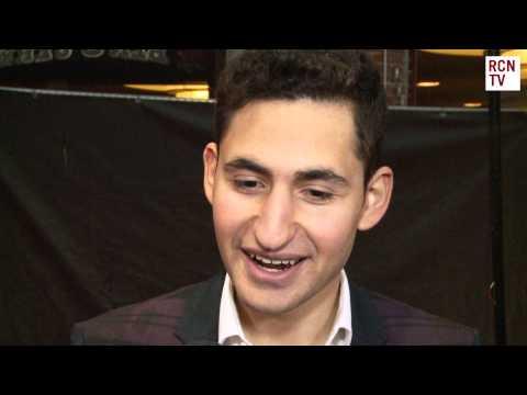 Amir El Masry Interview Rosewater Premiere