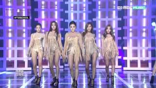 120626 After School - Flashback MBC music Show Champion.