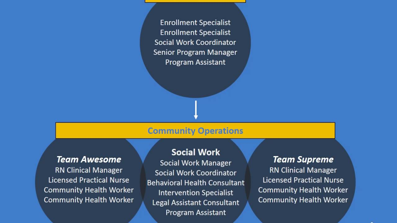 Coalition's Care Team Structure