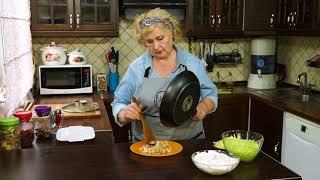 Мама Люда выпуск 16 Запеканка из кабачка с куриным филе.