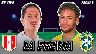 🔥 LA PREVIA: PERÚ vs BRASIL   COPA AMÉRICA BRASIL 2021   ANÁLISIS OPINIÓN