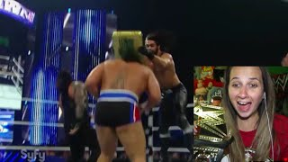 WWE Smackdown 9/19/14 Roman Reigns vs Rusev Live Commentary