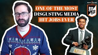One Of The Most Disgusting Media Hit Jobs Ever | The Matt Walsh Show Ep. 159