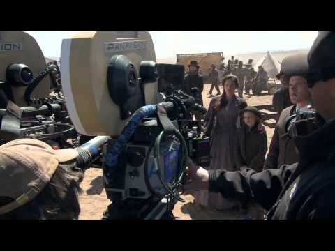 Behind The Scenes of The Lone Ranger (Part 1)