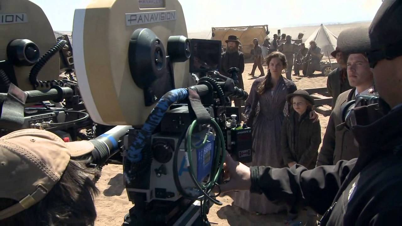 Download Behind The Scenes of The Lone Ranger (Part 1)