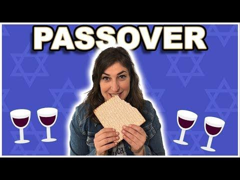 Passover! || Mayim Bialik