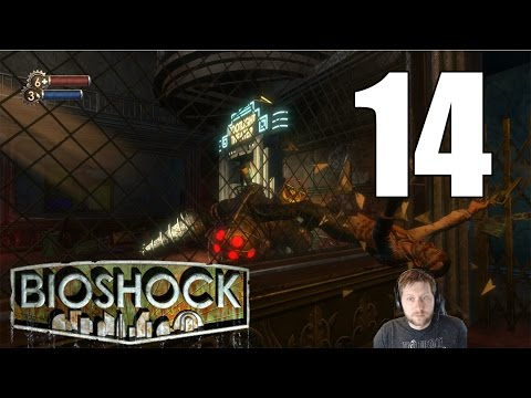 BioShock Remastered - Let's Play Part 14: Cohen's Masterpiece