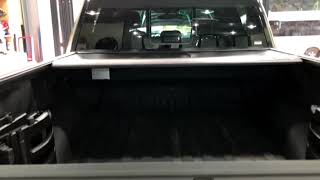 포드 F150 _ 전동 롤 스크린 커버
