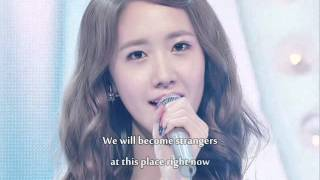 Yoona- Only One (English subtitles)