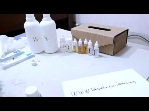 Cara pembuatan DIY E Liquid untuk Vaping | How to make DIY E Liquid for Vaping Mp3