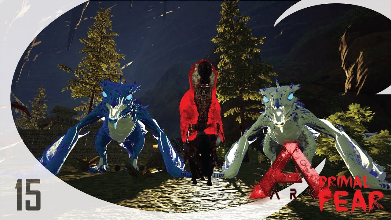 Ark - Primal Fear - 15 - CELESTIAL WYVERNS