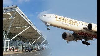 Emirates flights New route from London Stansted in 2018 will boost the UK economy