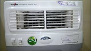 Kenstar double cool DX 50 litre air cooler white