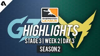 Guangzhou Charge vs. LA Valiant   Overwatch League S2 Highlights - Stage 3 Week 2 Day 3