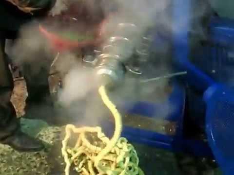 Экструдер гранулятор, мини