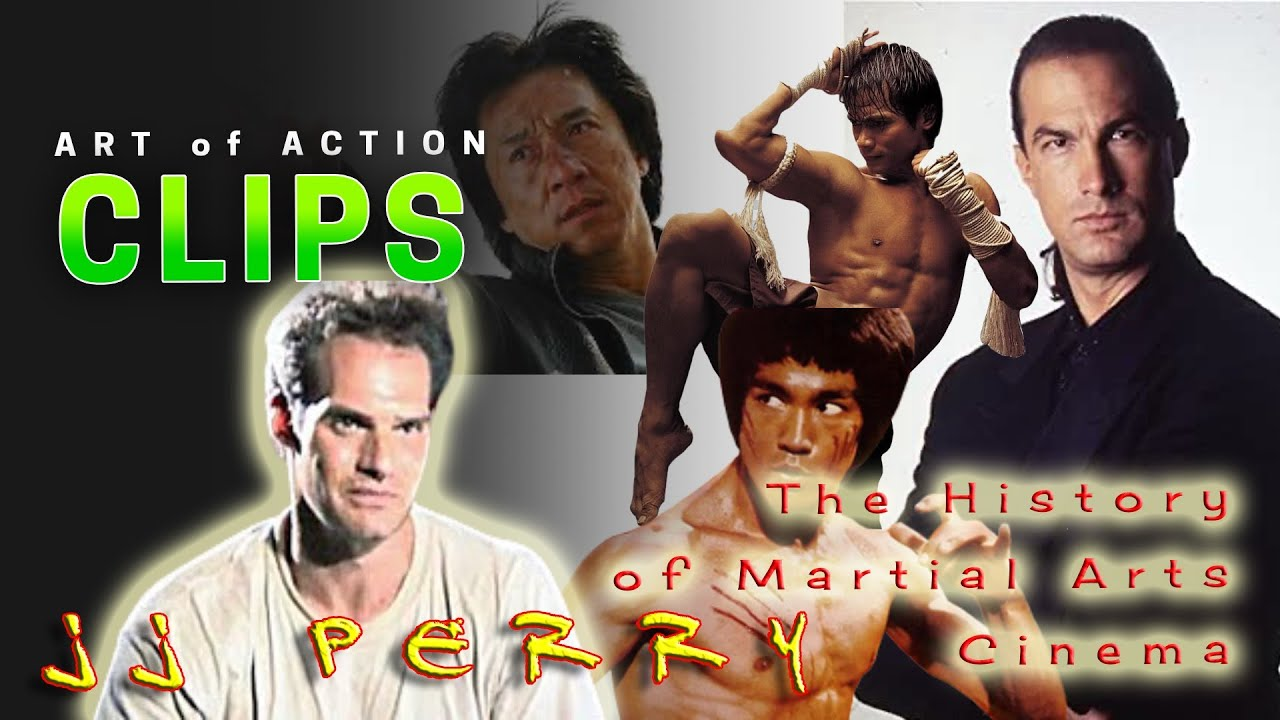 JJ Perry Talks The Evolution of Martial Arts Cinema - AOA Clips
