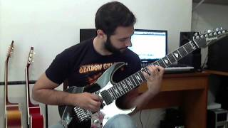 God Is An Astronaut - Lost Kingdom Cover by Giorgos Peppas