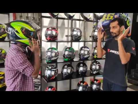 All About AGV / Detail Review /why? Moto GP Riders Use AGV