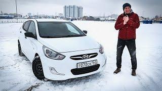 Б/у Hyundai Solaris 2013 // Игорь Бурцев
