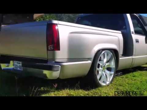 1998 GMC OBS 454 VORTEC - YouTube