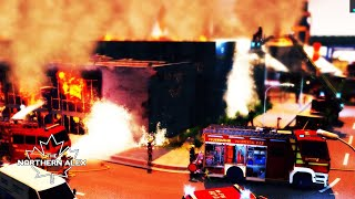 Emergency 5 | Wuppertal mod | PC Gameplay