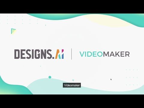 Designs.ai Videomaker | Easy AI-Powered Online Video Editor | Create Videos in 2 Minutes