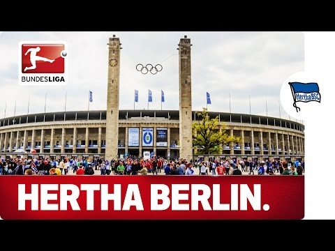 Spectacular Hyperlapse of Hertha Berlin's Stadium