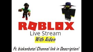 LIVE | Roblox | GAME REQ = OFF