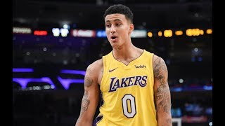 Best of kyle kuzma from the 2017 nba preseason