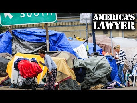 California: A New Hell For The Homeless