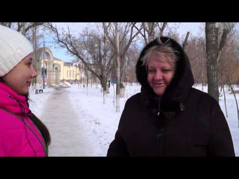 Репортаж из Новоузенска к 23 февраля