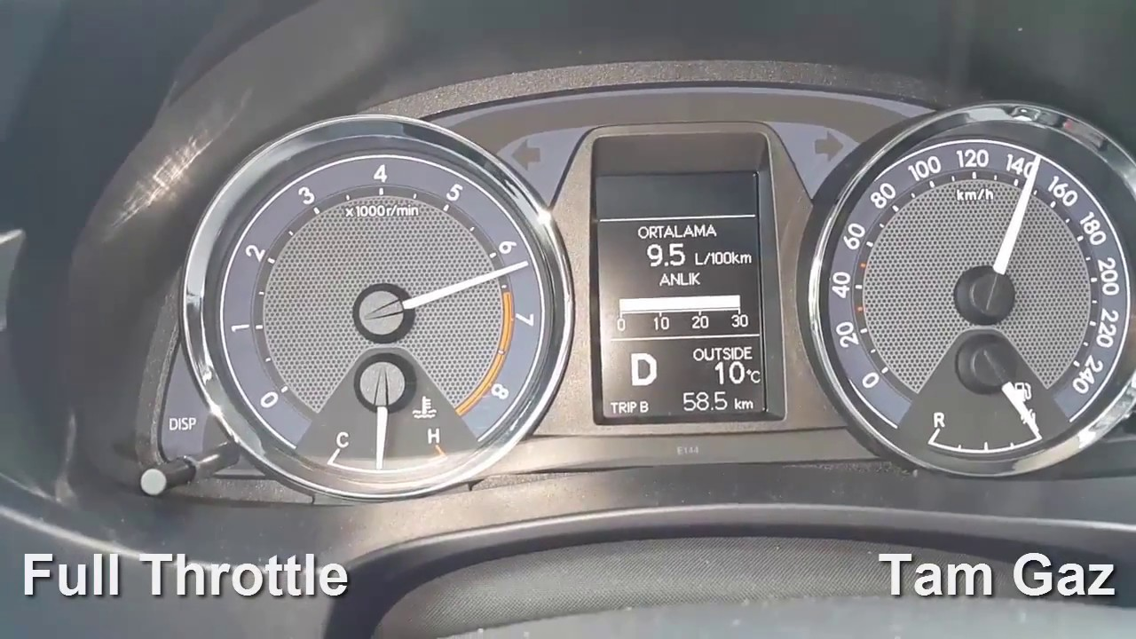 Toyota Corolla Advance (2018) - POV Test Sürüşü