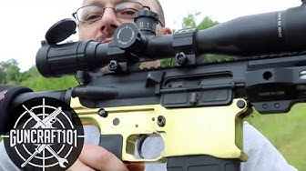 What Happened to the Cartridge Brass AR10?  GunCraft101